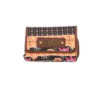 Yaqui - Geldbeutel für Damen - Schwarz