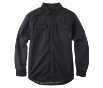 Drake L/S - T-Shirt für Herren - Schwarz