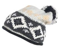 Diamond - Mütze für Damen - Schwarz