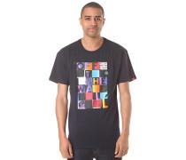 Checker Blaster II - T-Shirt für Herren - Blau