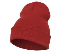Heavyweight LongMütze Rot