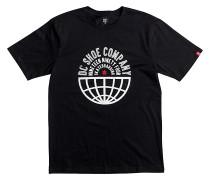 Global Team - T-Shirt für Herren - Schwarz