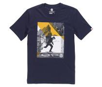 Level - T-Shirt für Herren - Blau