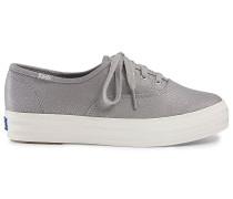 TPL Metallic Canvas - Sneaker für Damen - Silber