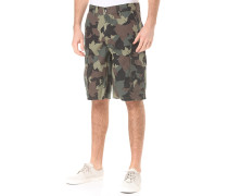 RC TS - Cargo Shorts für Herren - Camouflage