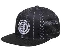 Knutsen A - Snapback Cap für Herren - Schwarz