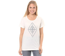 Alex Palm Tribal - T-Shirt - Weiß