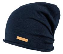 James - Mütze für Herren - Blau