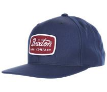 Jolt Snapback Cap - Blau