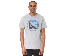 Up Shore - T-Shirt - Grau