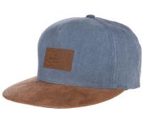 Fineline - Snapback Cap für Herren - Blau