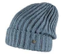Justine - Mütze für Damen - Blau