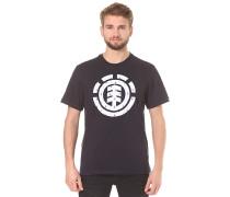 Ikat Fill - T-Shirt für Herren - Blau