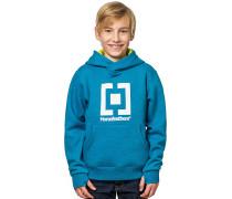 LeaderSweatshirt Blau