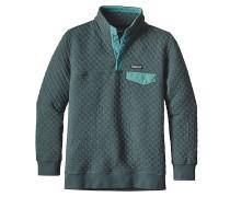 Cotton Quilt Snap-T - Oberbekleidung für Damen - Grün