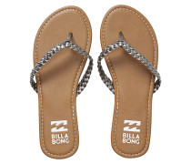 Beach Braid - Sandalen - Grau