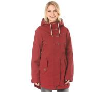 Sunny Organic - Jacke für Damen - Rot