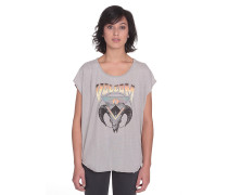 Juniper Circle - T-Shirt für Damen - Grau