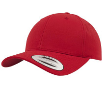 Curved Classic Cap - Rot
