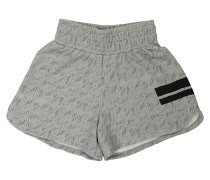 Bless Iconic - Shorts für Damen - Grau