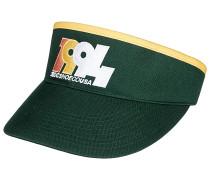 Olympiado Visor - Snapback Cap - Grün