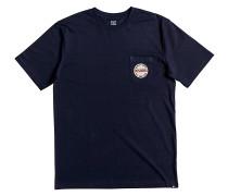 Junction Pocket - T-Shirt für Herren - Blau
