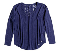 Banzai - Langarmshirt für Damen - Blau