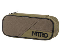 Pencil Case Accessoire Tasche - Grau