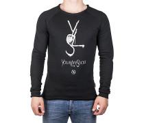 YLS - Sweatshirt für Herren - Schwarz