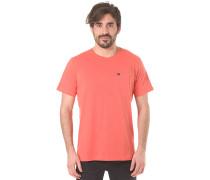 Jacks Base - T-Shirt für Herren - Orange