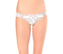 Solstice Hipster - Bikini Hose - Grau