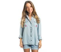 Papilo - Hemd für Damen - Blau