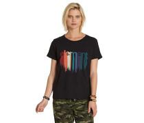 Drip Crew - T-Shirt - Schwarz