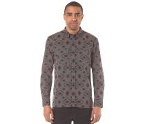 Bowen Dale L/S - Hemd für Herren - Grau