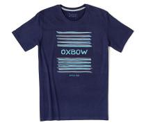Tababe - T-Shirt für Herren - Blau