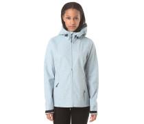 Ayr Solo Premium Softshell - Funktionsjacke für Damen - Blau