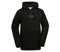 JLA P/OverFleece - Schneebekleidung für Herren - Schwarz