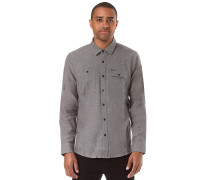 Hickson L/S - Hemd für Herren - Grau