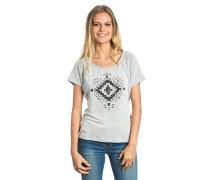 Alegre - T-Shirt für Damen - Grau