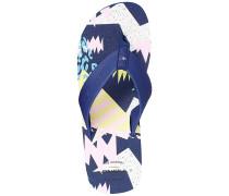 Imprint Pattern - Sandalen - Blau