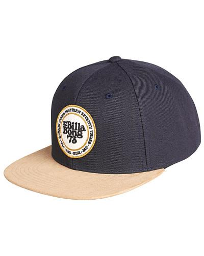 Sama Snapback Cap - Blau