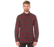 Brighton L/S - Hemd für Herren - Rot