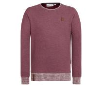 Geschichtenerzähler - Sweatshirt für Herren - Rot