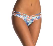 Mia Flores Luxe - Bikini Hose für Damen - Blau