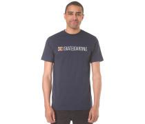 Minimal 16 - T-Shirt - Blau