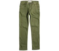 Distorsion Colors - Jeans für Jungs - Grün