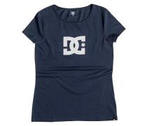 Star - T-Shirt für Damen - Blau