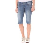 Venus Crop - Shorts für Damen - Blau