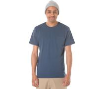 Basic Pocket - T-Shirt für Herren - Blau