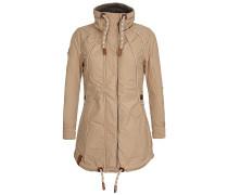 Tanaka VI - Mantel für Damen - Beige